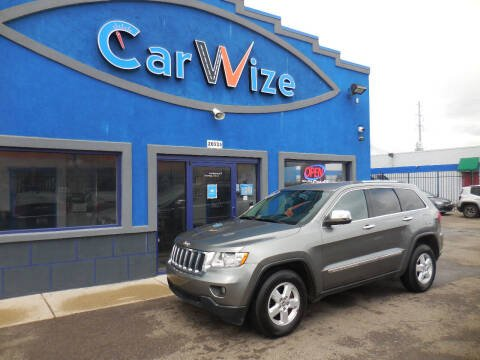 2012 Jeep Grand Cherokee for sale at Carwize in Detroit MI