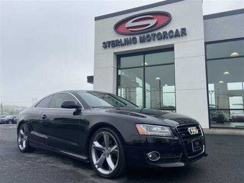 2009 Audi A5 for sale at Sterling Motorcar in Ephrata PA