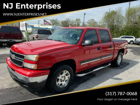 2007 Chevrolet Silverado 1500 Classic for sale at NJ Enterprises in Indianapolis IN