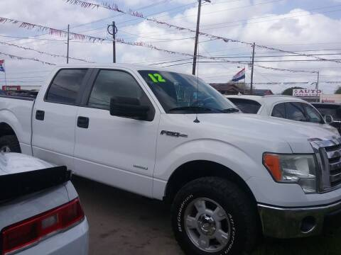 2012 Ford F-150 for sale at Express AutoPlex in Brownsville TX