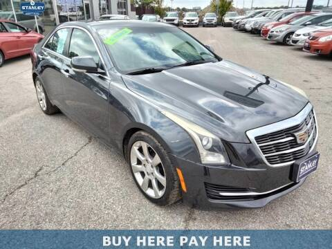 2015 Cadillac ATS for sale at Stanley Direct Auto in Mesquite TX