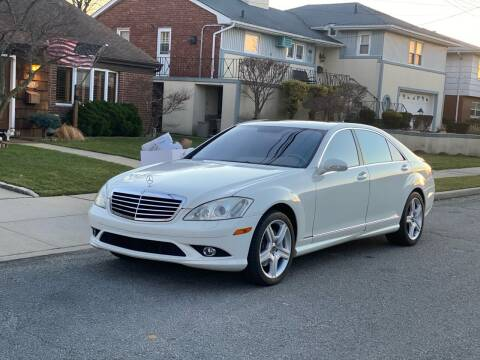 2007 Mercedes-Benz S-Class for sale at Reis Motors LLC in Lawrence NY