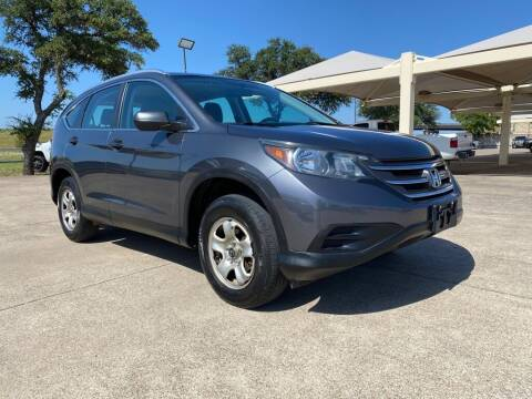 2013 Honda CR-V for sale at Thornhill Motor Company in Hudson Oaks, TX