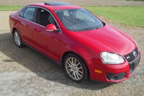 2006 Volkswagen Jetta for sale at WESTERN RESERVE AUTO SALES in Beloit OH