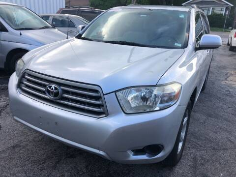 2008 Toyota Highlander for sale at Best Deal Motors in Saint Charles MO