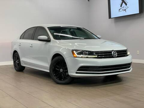 2017 Volkswagen Jetta for sale at TX Auto Group in Houston TX