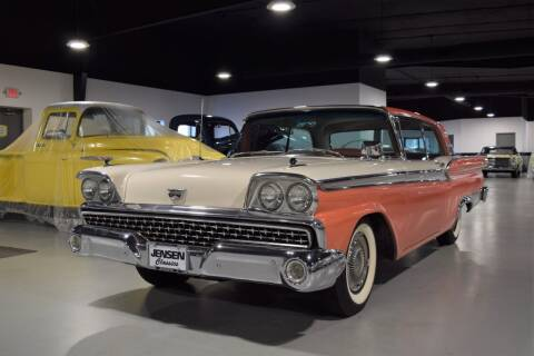 1959 Ford Galaxie for sale at Jensen's Dealerships in Sioux City IA