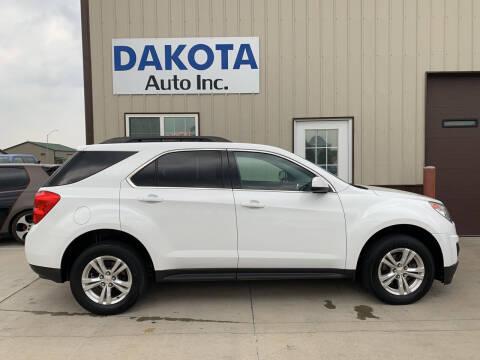 2014 Chevrolet Equinox for sale at Dakota Auto Inc. in Dakota City NE