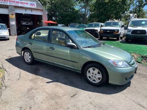 2004 Honda Civic for sale at Drive Deleon in Yonkers NY