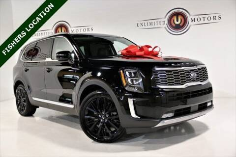 2020 Kia Telluride for sale at Unlimited Motors in Fishers IN