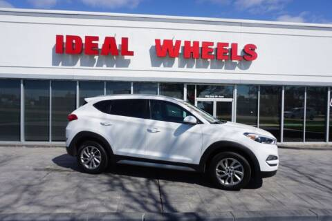 2017 Hyundai Tucson for sale at Ideal Wheels in Sioux City IA
