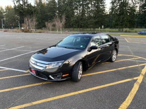 2011 Ford Fusion for sale at Apex Motors Parkland in Tacoma WA