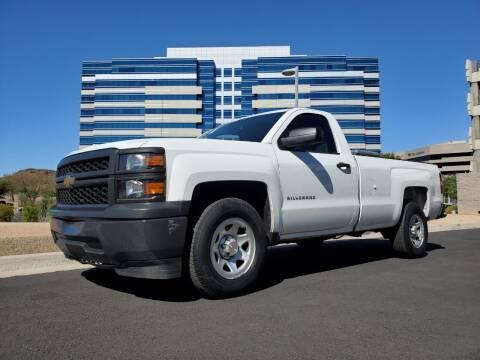 2015 Chevrolet Silverado 1500 for sale at Day & Night Truck Sales in Tempe AZ