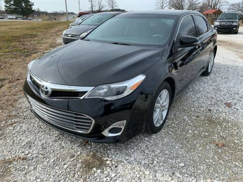 2013 Toyota Avalon for sale at Champion Motorcars in Springdale AR