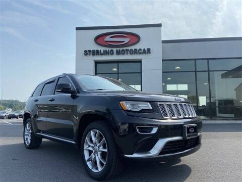 2015 Jeep Grand Cherokee for sale at Sterling Motorcar in Ephrata PA