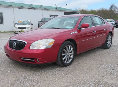 2006 Buick Lucerne for sale at Low Cost Cars in Circleville OH