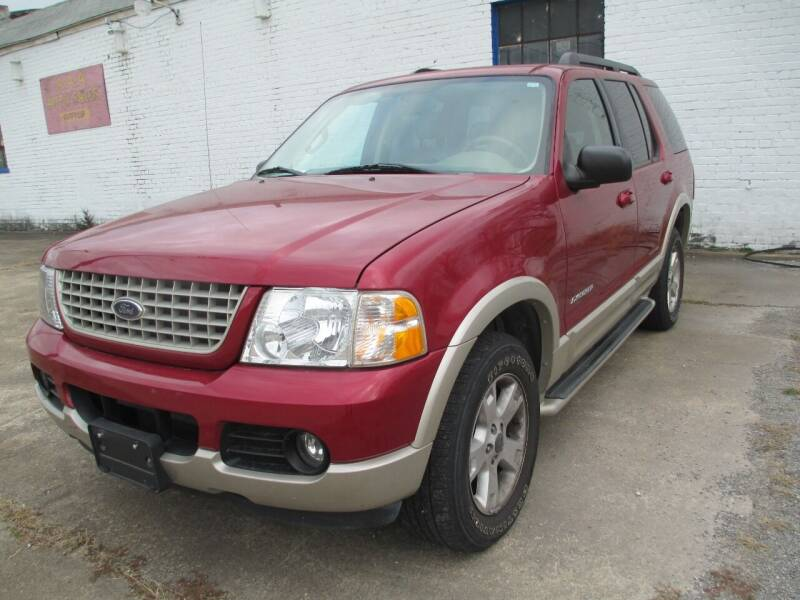 2005 Ford Explorer for sale at 3A Auto Sales in Carbondale IL