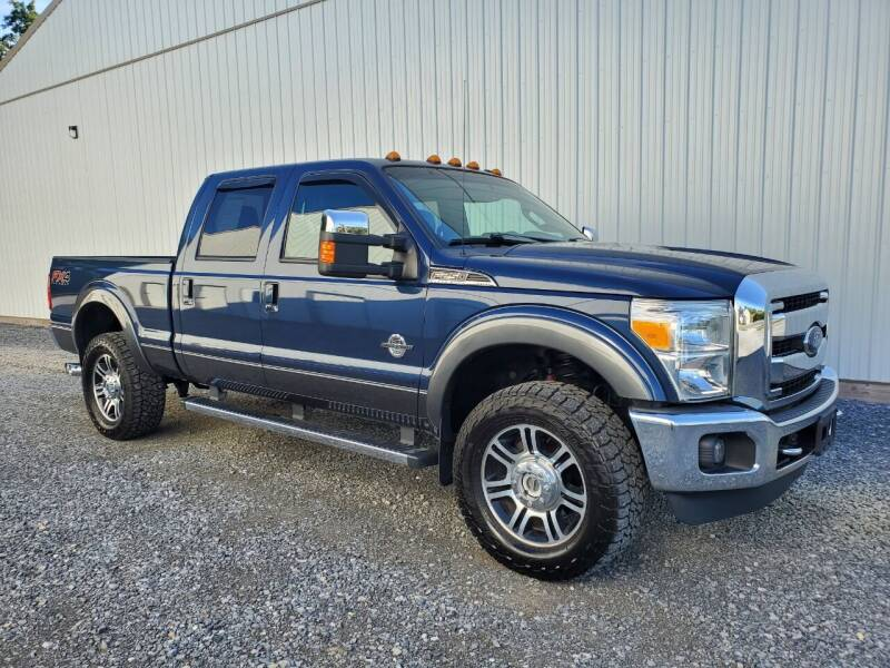 2015 Ford F-250 Super Duty for sale at SOUTH MOUNTAIN AUTO SALES in Shippensburg PA