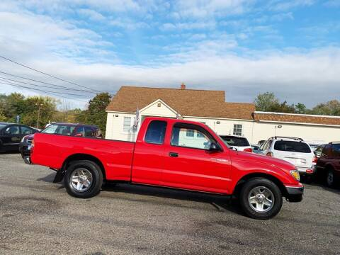 2001 Toyota Tacoma for sale at New Wave Auto of Vineland in Vineland NJ