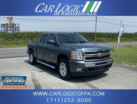 2011 Chevrolet Silverado 1500 for sale at Car Logic in Wrightsville PA
