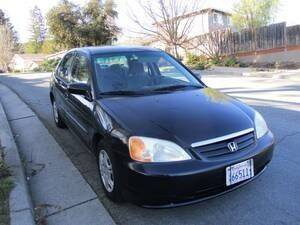 2002 Honda Civic for sale at Inspec Auto in San Jose CA