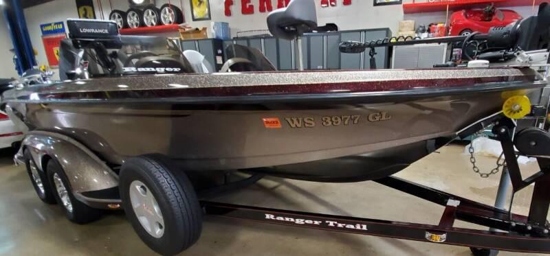 2002 RANGER 619VS  FISHERMAN for sale at ADA Motorwerks in Green Bay WI