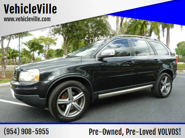2009 Volvo XC90 for sale at VehicleVille in Fort Lauderdale FL