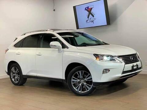 2013 Lexus RX 350 for sale at Music City Rides in Nashville TN