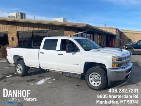 2019 Chevrolet Silverado 2500HD for sale at Danhof Motors in Manhattan MT