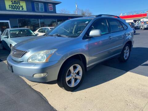 2005 Lexus RX 330 for sale at Wise Investments Auto Sales in Sellersburg IN