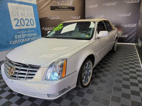 2006 Cadillac DTS for sale at X Drive Auto Sales Inc. in Dearborn Heights MI
