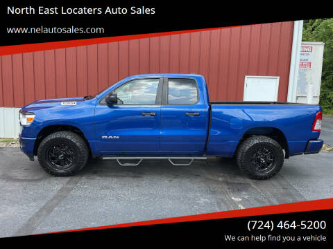 2019 RAM Ram Pickup 1500 for sale at North East Locaters Auto Sales in Indiana PA