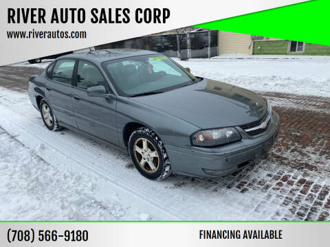 2005 Chevrolet Impala for sale at RIVER AUTO SALES CORP in Maywood IL