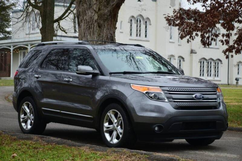 2013 Ford Explorer for sale at Digital Auto in Lexington KY