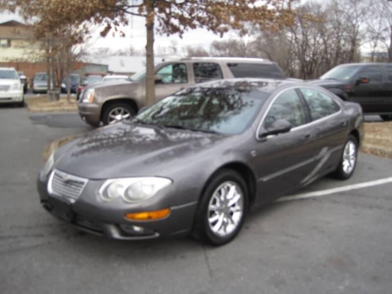 2004 Chrysler 300M for sale at Auto Bahn Motors in Winchester VA