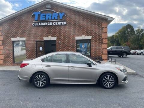 2018 Subaru Legacy for sale at Terry Clearance Center in Lynchburg VA