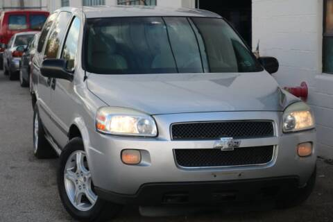 2007 Chevrolet Uplander for sale at JT AUTO in Parma OH
