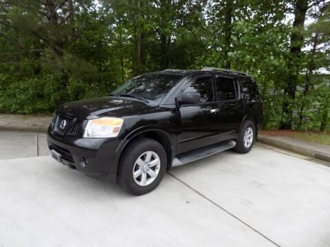 2013 Nissan Armada for sale at S.S. Motors LLC in Dallas GA