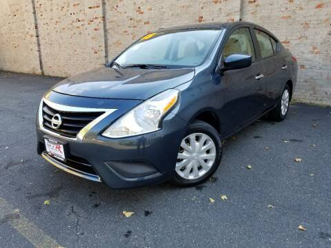 2015 Nissan Versa for sale at GTR Auto Solutions in Newark NJ