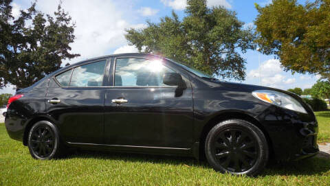 2014 Nissan Versa for sale at Performance Autos of Southwest Florida in Fort Myers FL