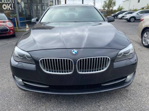 2011 BMW 5 Series for sale at A&R Motors in Baltimore MD