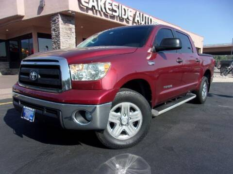 2010 Toyota Tundra for sale at Lakeside Auto Brokers in Colorado Springs CO