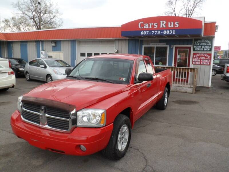 2005 Dodge Dakota for sale at Cars R Us in Binghamton NY