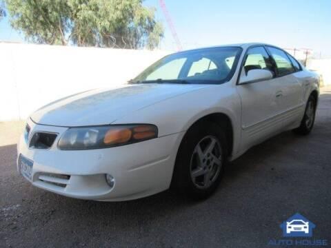 2003 Pontiac Bonneville for sale at Curry's Cars Powered by Autohouse - Auto House Tempe in Tempe AZ