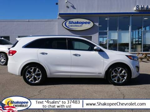 2016 Kia Sorento for sale at SHAKOPEE CHEVROLET in Shakopee MN