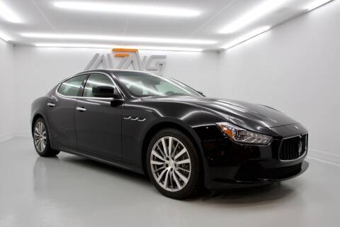 2015 Maserati Ghibli for sale at Alta Auto Group in Concord NC