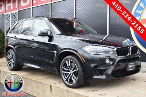 2017 BMW X5 M for sale at Alfa Romeo & Fiat of Strongsville in Strongsville OH