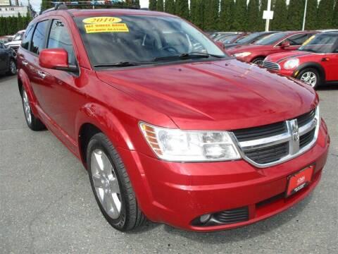 2010 Dodge Journey for sale at GMA Of Everett in Everett WA