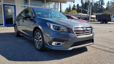 2018 Subaru Legacy for sale at Seattle's Auto Deals in Everett WA