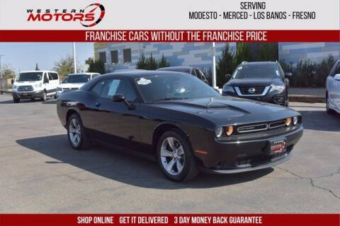 2019 Dodge Challenger for sale at Choice Motors in Merced CA